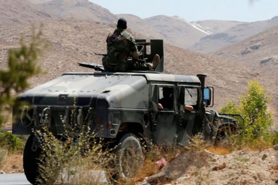The Lebanese army, a major recipient of US military aid, did not take part in the July operation, but it has been gearing up to assault the Islamic State pocket in the same mountainous region. - File photo