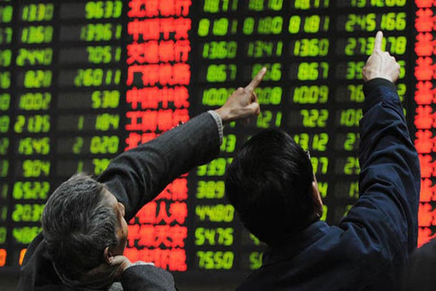 Asian shares rise modestly