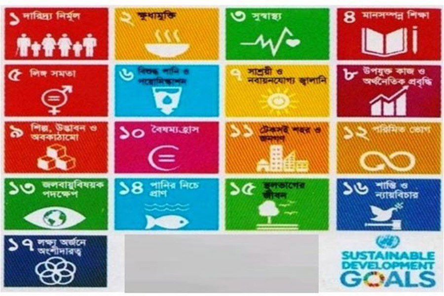 'Bangladesh working for achieving SDGs'