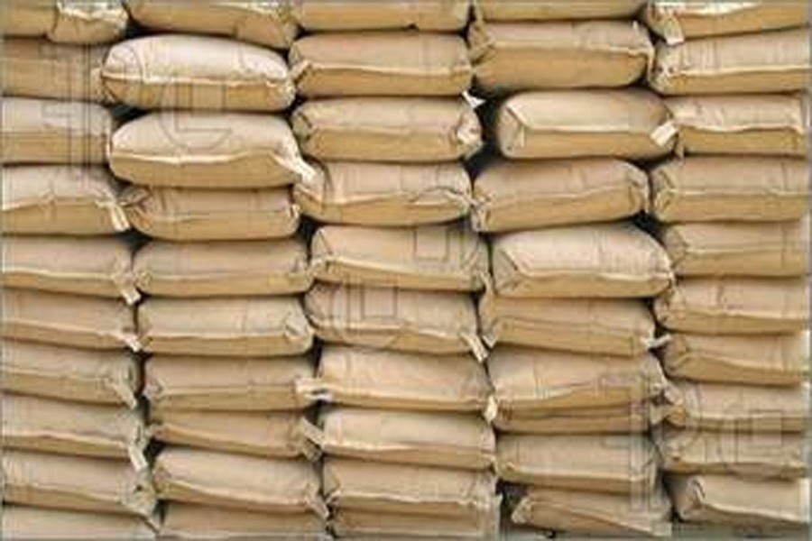 Cement cos witness 2.20pc loss