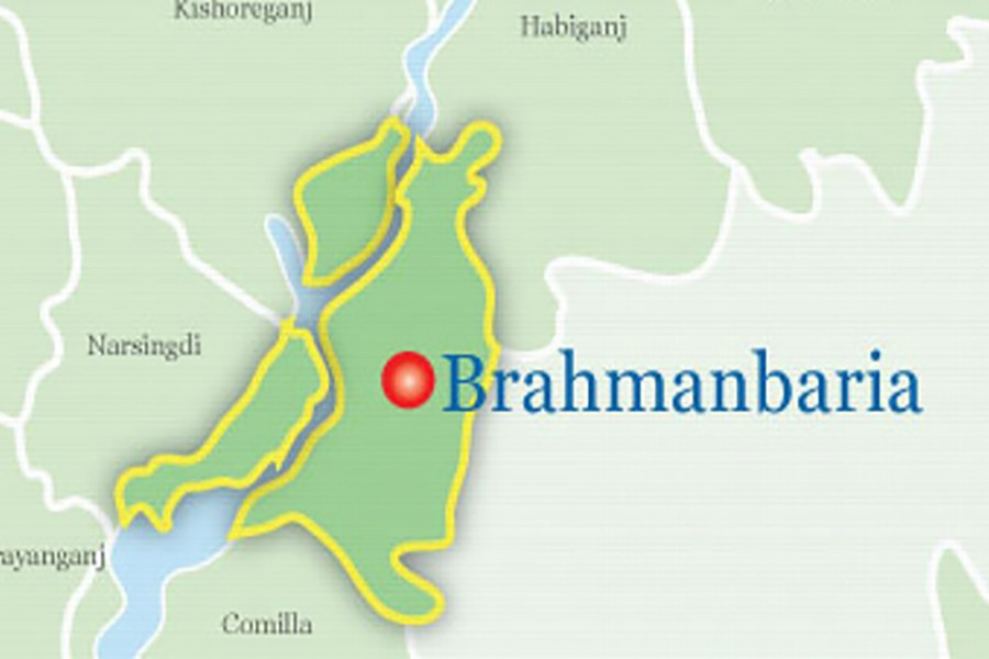 Six shops gutted in B'baria market fire