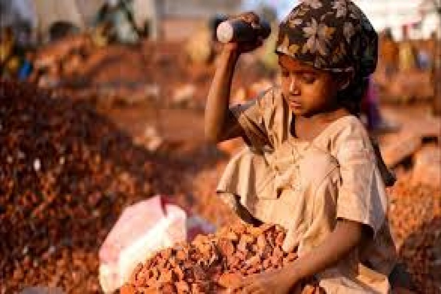 Child labour: A painful reality