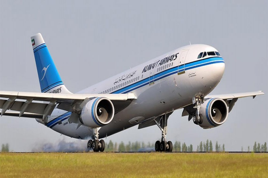 Kuwait Airways expands Dhaka flights from Jan