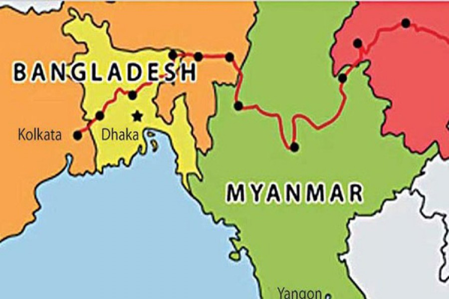 Bangladesh protests violation of air space by Myanmar helicopters