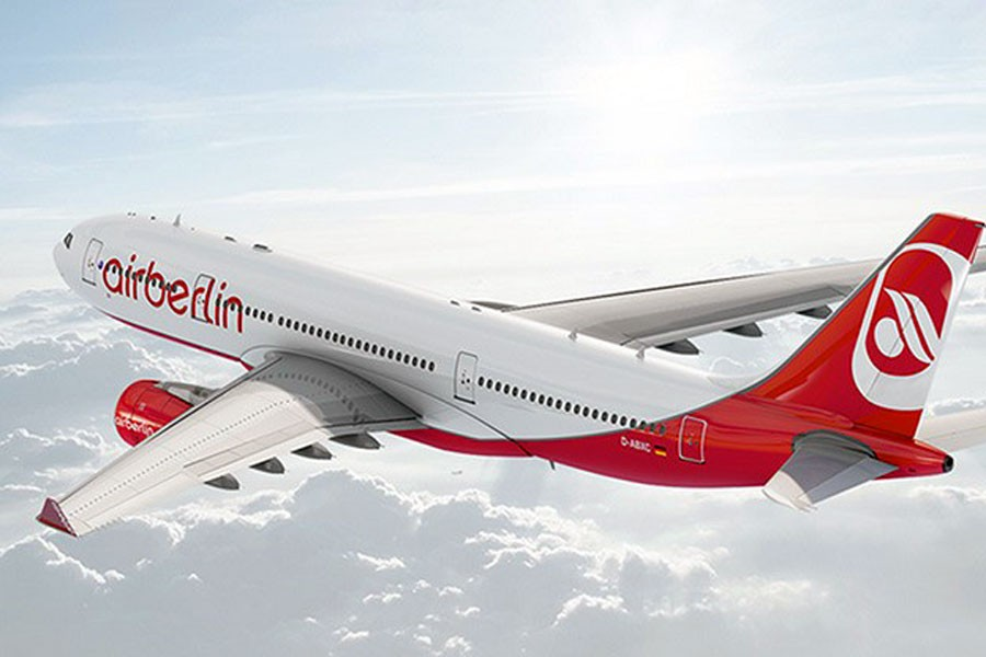 Airberlin cancels operations to, from Abu Dhabi