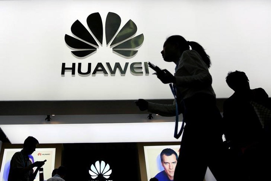 Huawei unveils faster phone chip