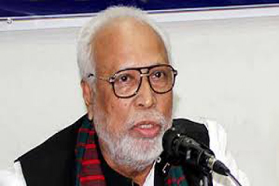 Kader Siddiqui down with dengue