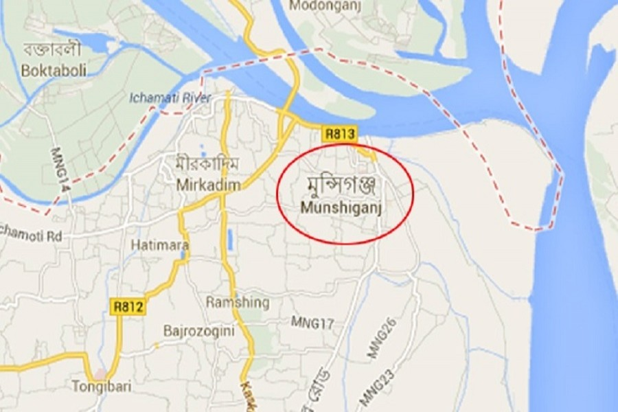 Land dispute: One killed in Munshiganj