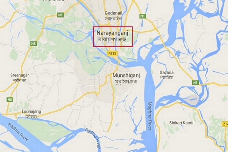 Abducted child rescued in Narayanganj, four held