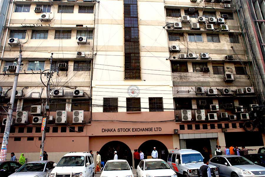 DSE, CSE rise at midday trading