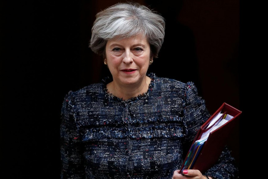 British PM to deliver Brexit speech in Italy