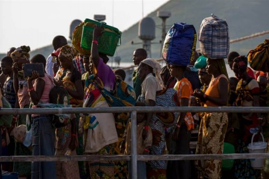 More than 400,000 refugees have fled Burundi after violence erupted there in 2015. - Reuters file photo