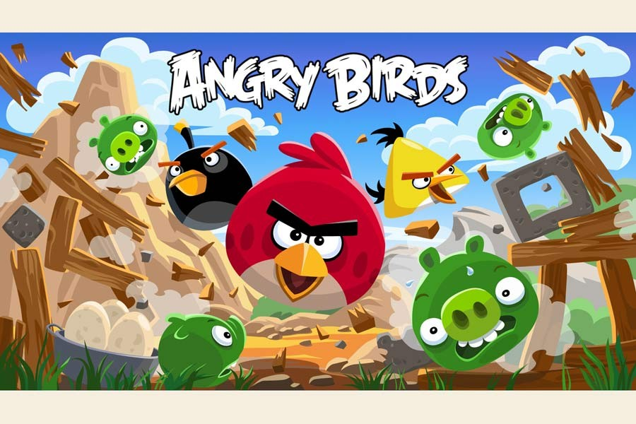 IPO of 'Angry Birds' owner takes flight in Helsinki