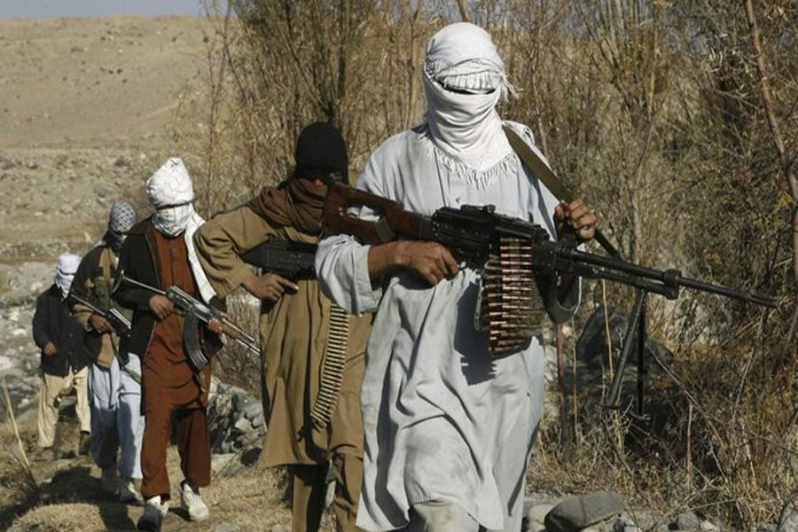 Uruzgan, which abuts the Taliban heartlands of Kandahar and Helmand, has been under intense pressure from the Taliban for years. (Reuters)