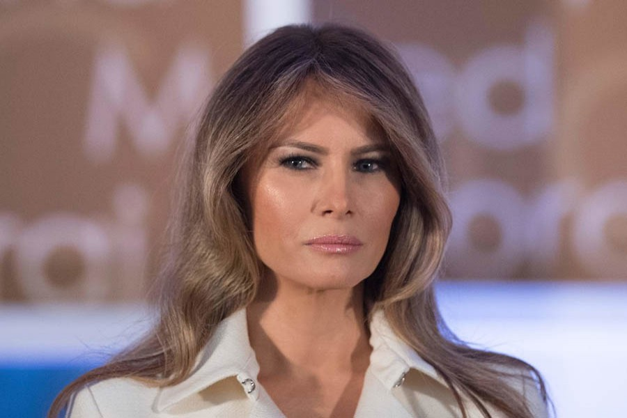 Melania fires back at librarian who rejected gift of 'racist' Dr. Seuss books