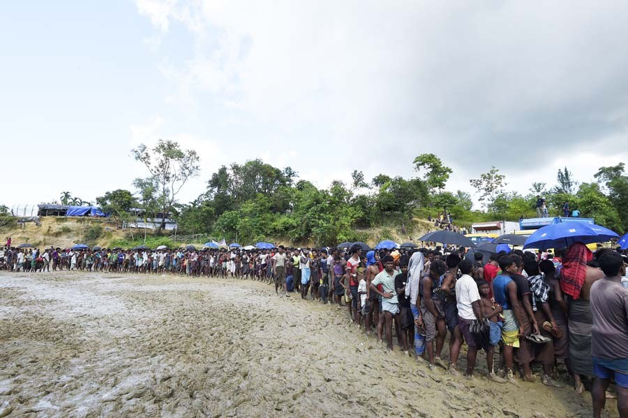 Rohingya refugees: Will they go back?