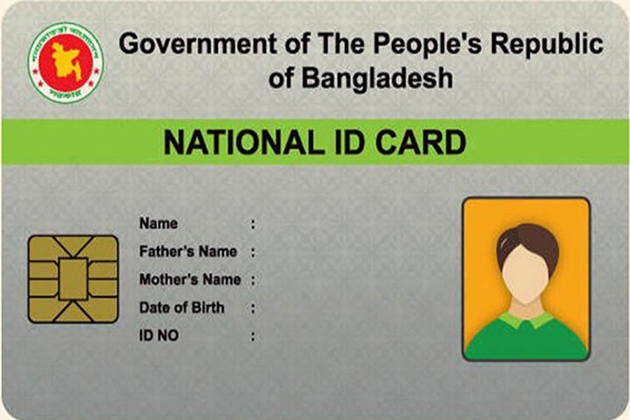NID card for people living abroad