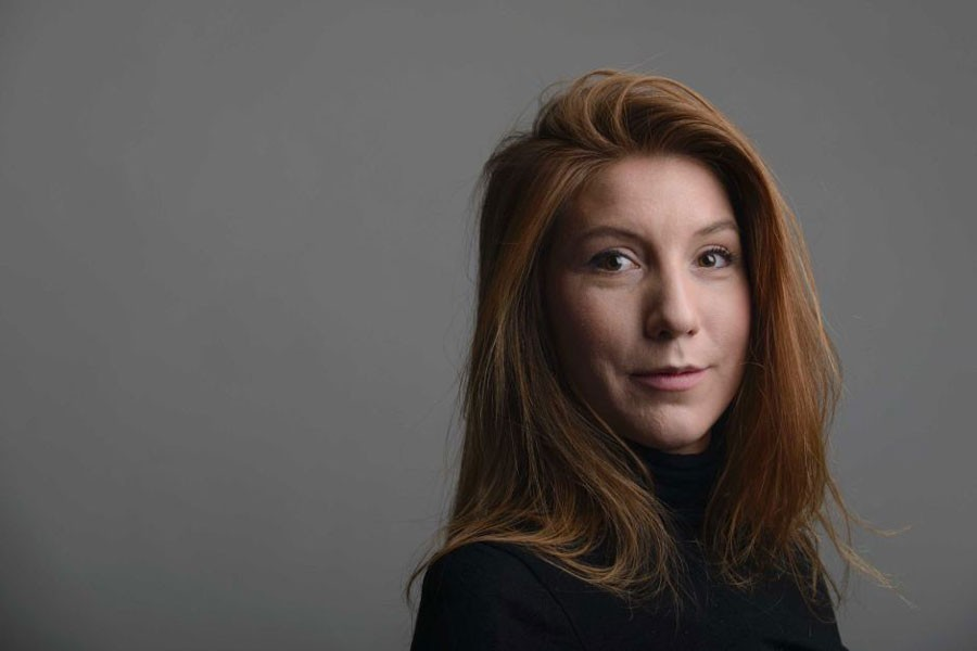 Kim Wall. - AP photo