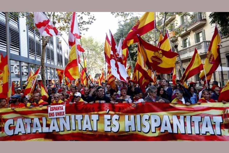 Spain PM rules out any chances of split