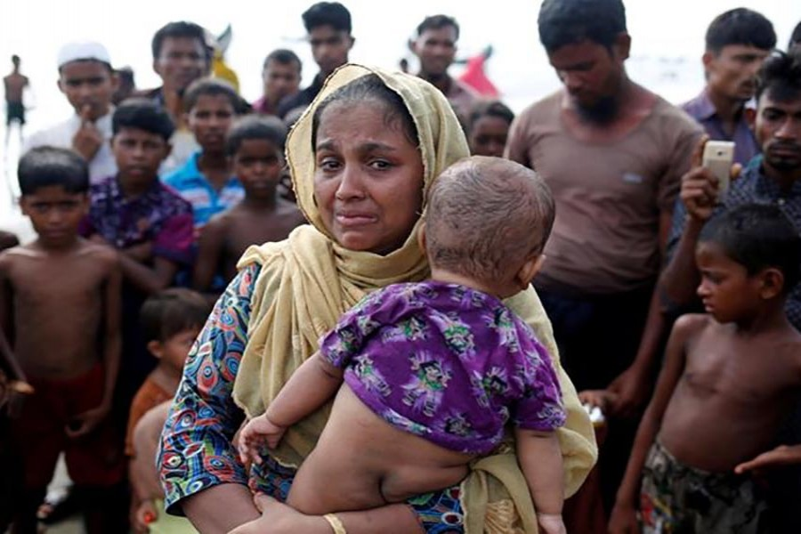 Rohingya boat capsize: Death toll rises to 23 as more bodies found