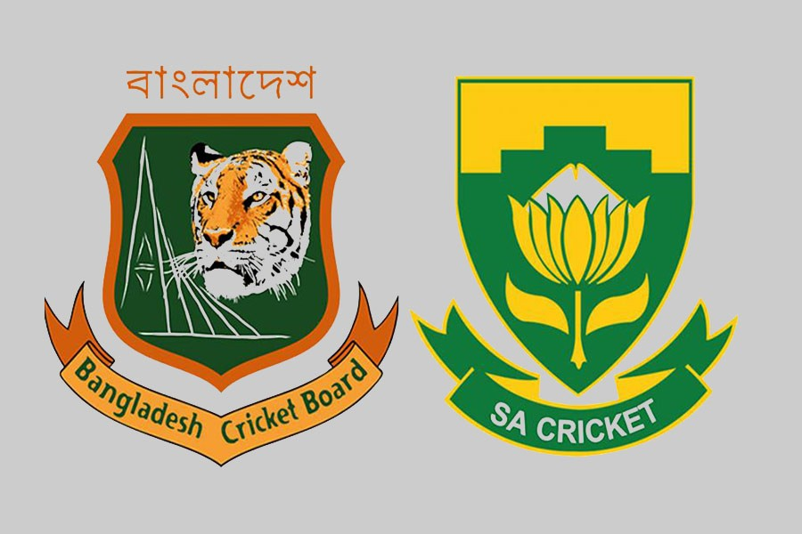Bangladesh to face South Africa Sunday in 1st ODI