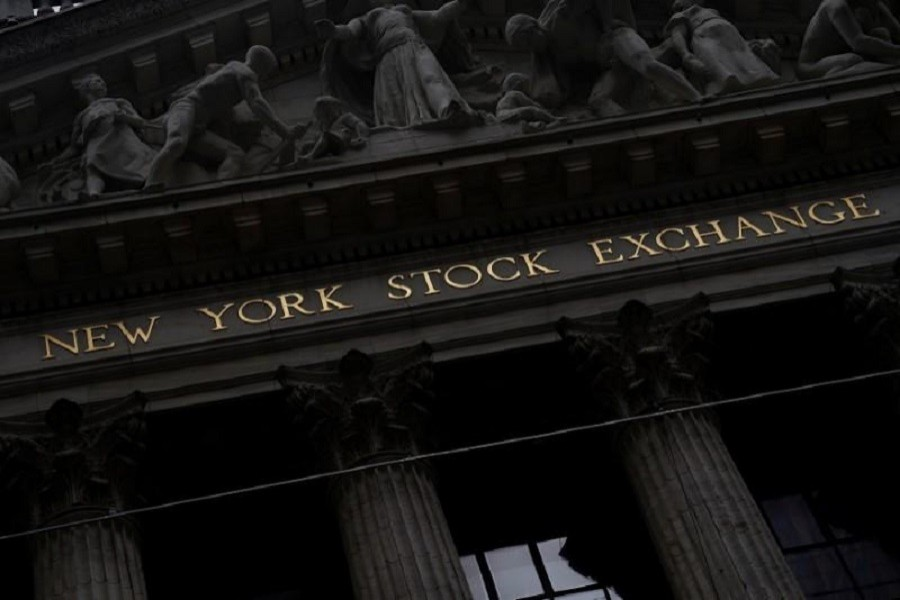 The New York Stock Exchange (NYSE) is pictured in New York City, New York, US, August 2, 2017. Reuters/File Photo