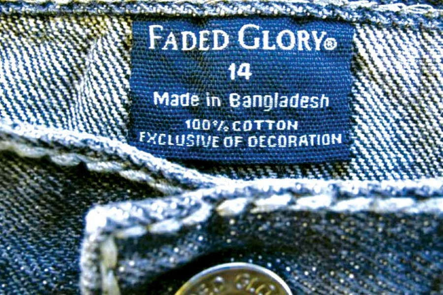 The American market for Bangladesh garments