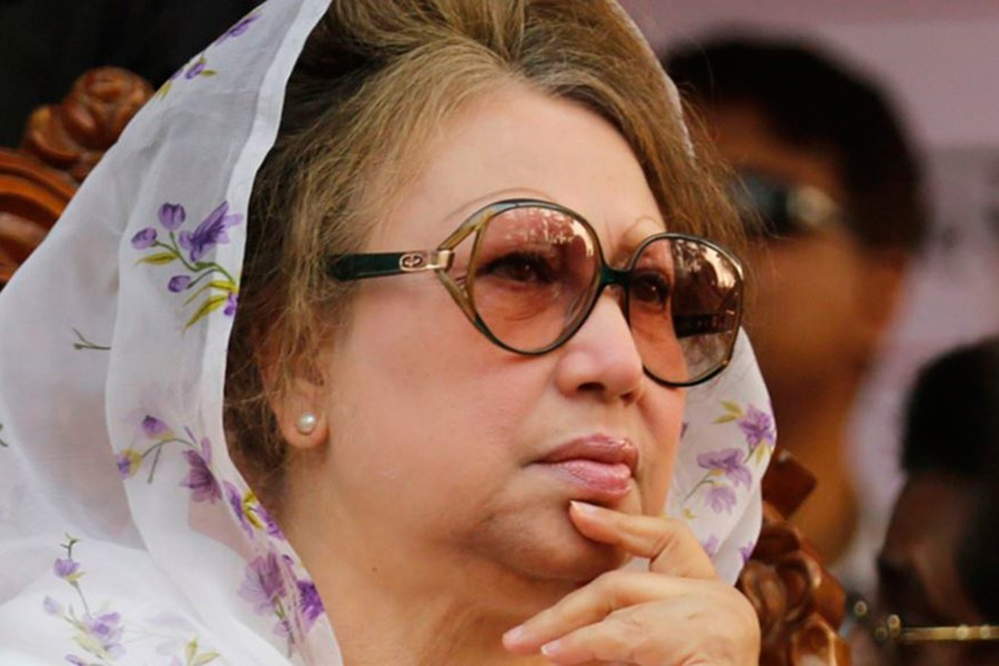 Graft trial against Khaleda to continue: Top court