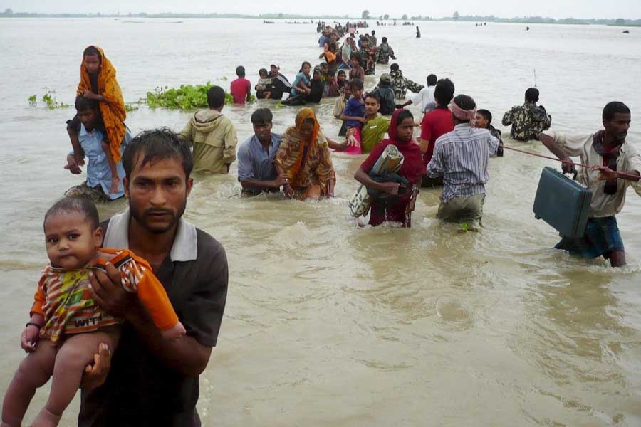 Flood victims' aid to continue till January