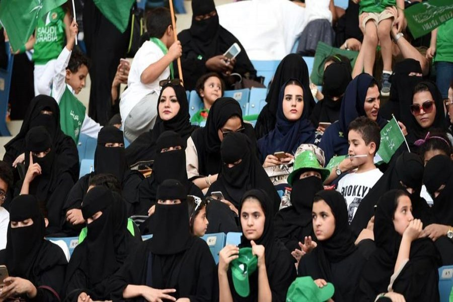 Saudi to let women into sports stadiums