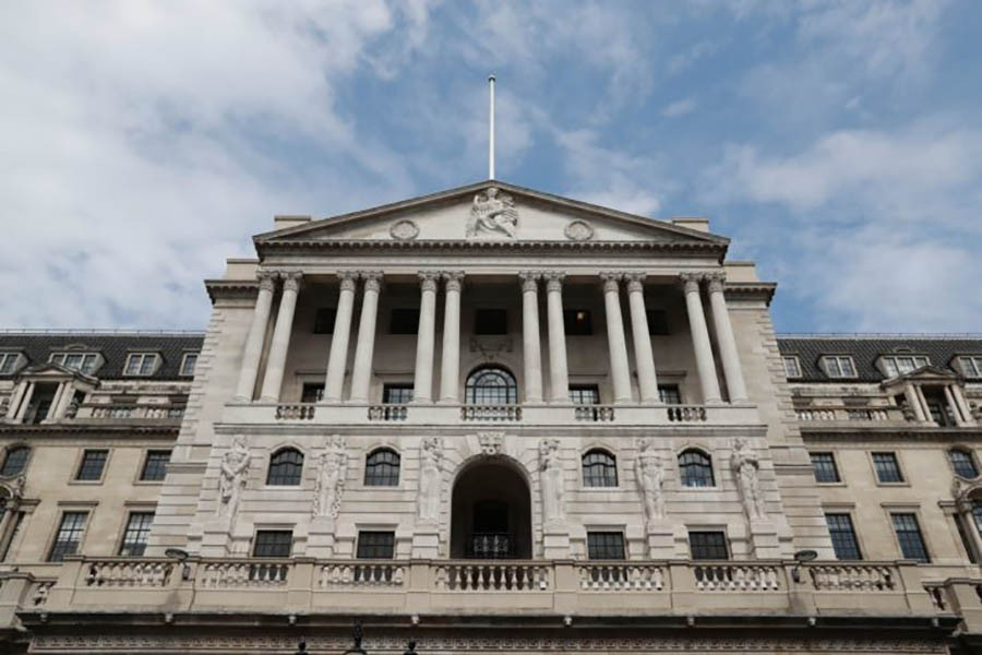 Bank of England hikes interest rates