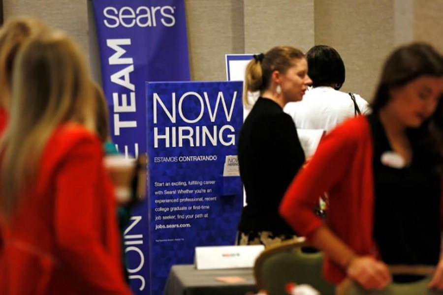 US job growth likely to rebound in Oct