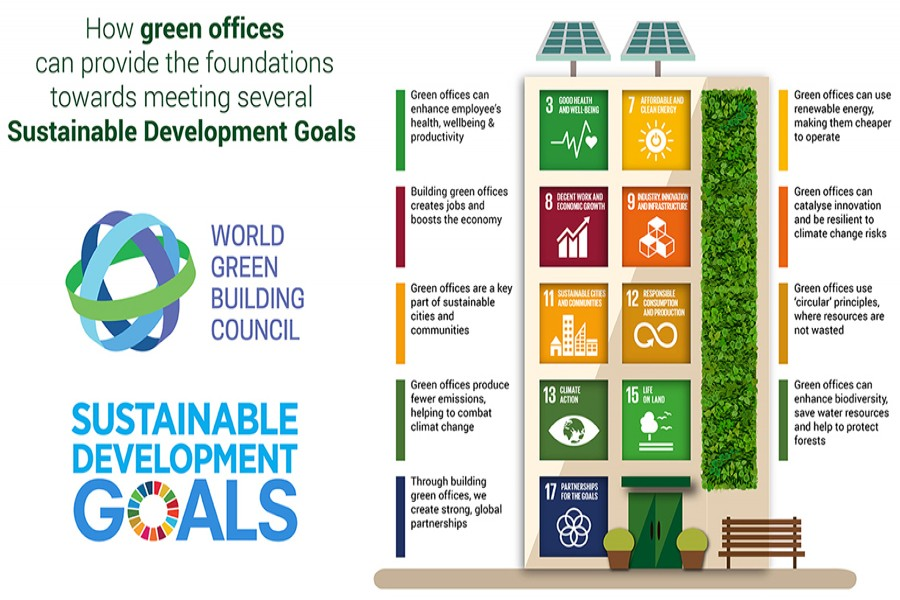Reaping the benefit of green building