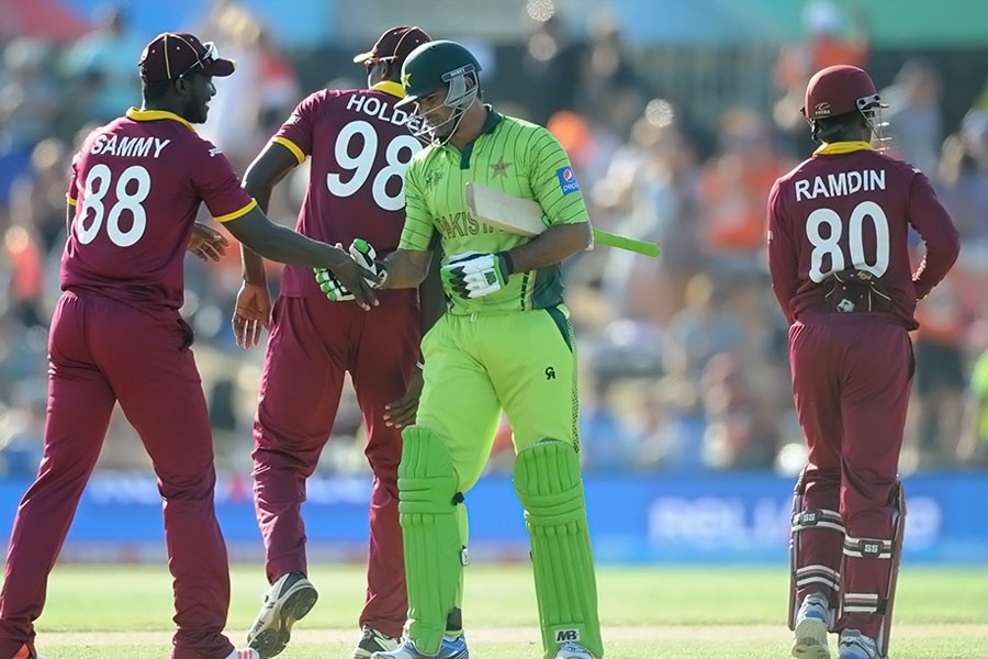 Windies, Pakistan ink five-year T20I contract