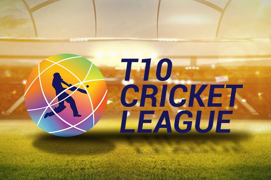 T10 cricket league to commence on December 14