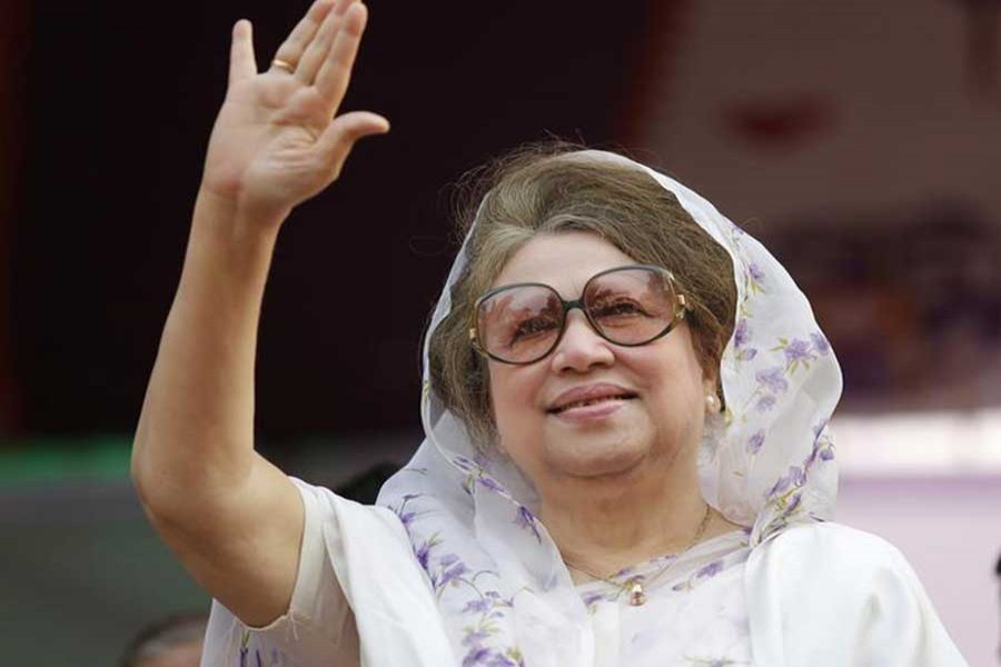 Khaleda thanks those joined Sunday's BNP rally