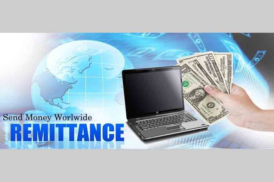 Remittance surge by 6.9pc in four months