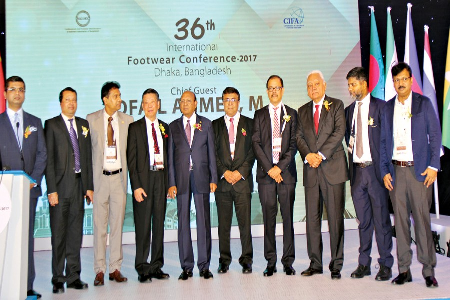 BD to be leading actor in global  footwear market, say experts