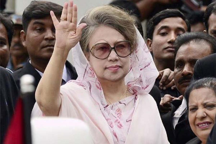 Khaleda to appear before court Nov 23