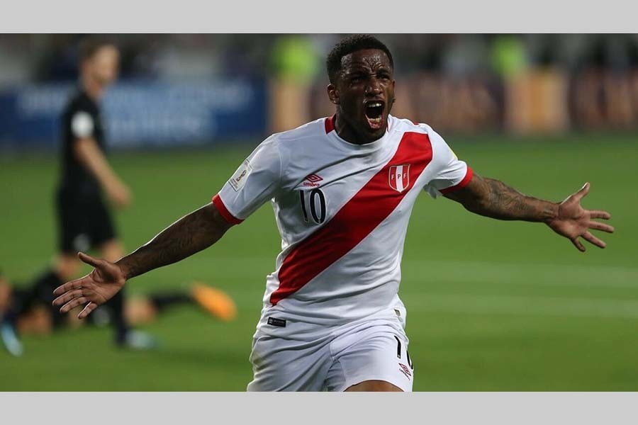 Peru qualifies to WC after 36 years