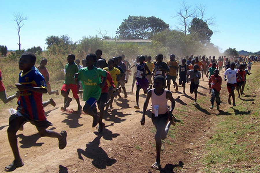 Popularising sport for promoting peace and well-being