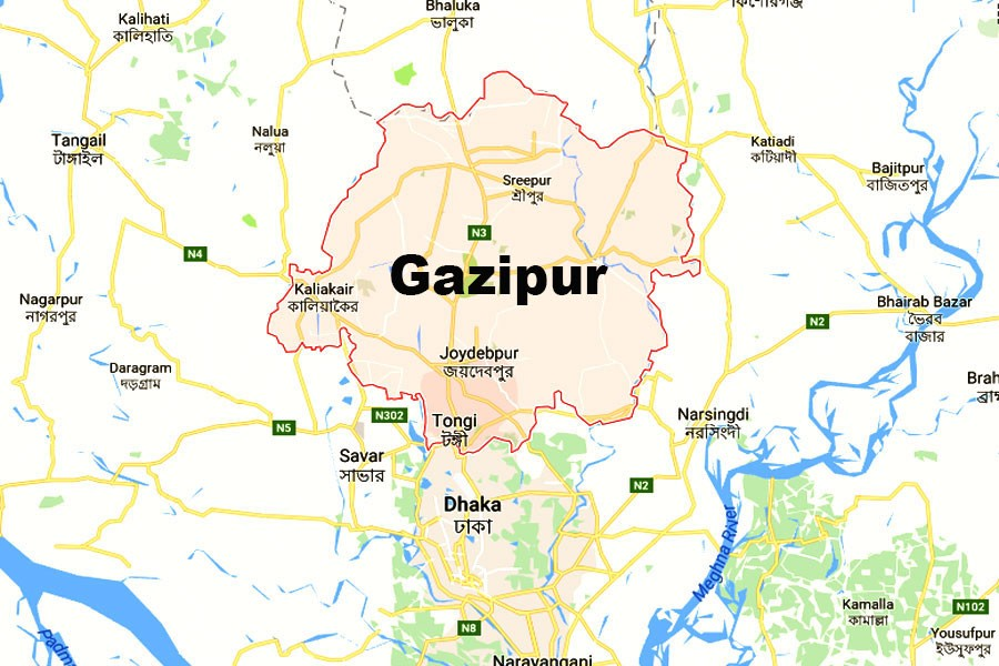 Couple rescues infant from Gazipur dustbin