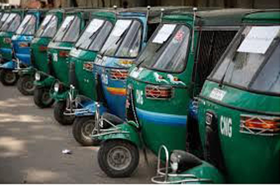 Demand of CNG auto-rickshaw workers' union ludicrous