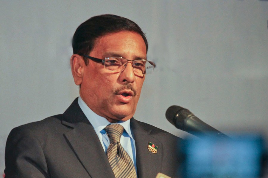 Our eyes turned dry: Obaidul Quader