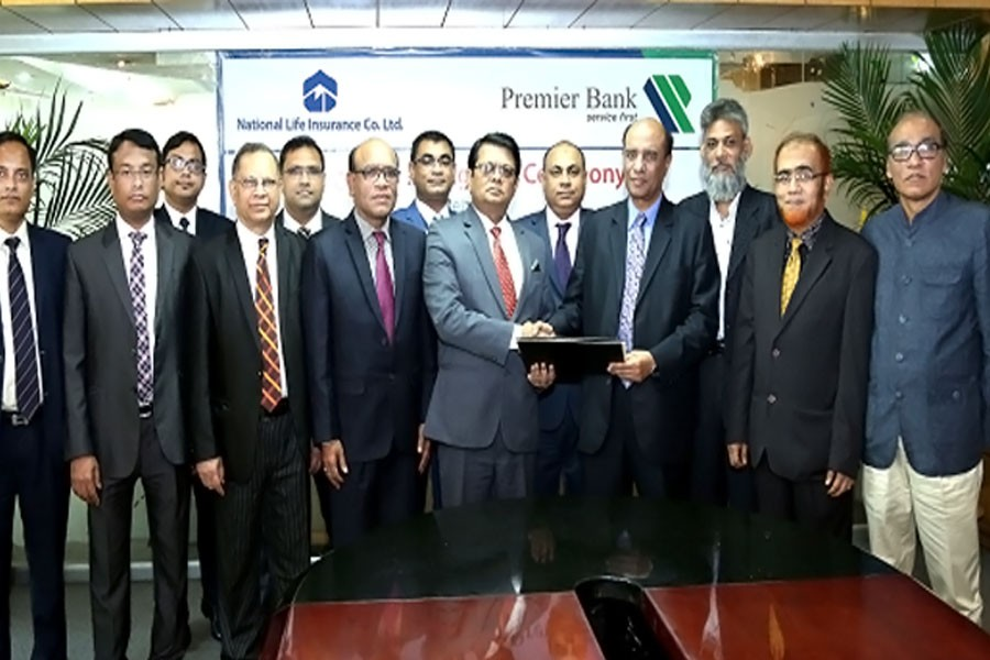 Premier Bank inks deal with NLICL