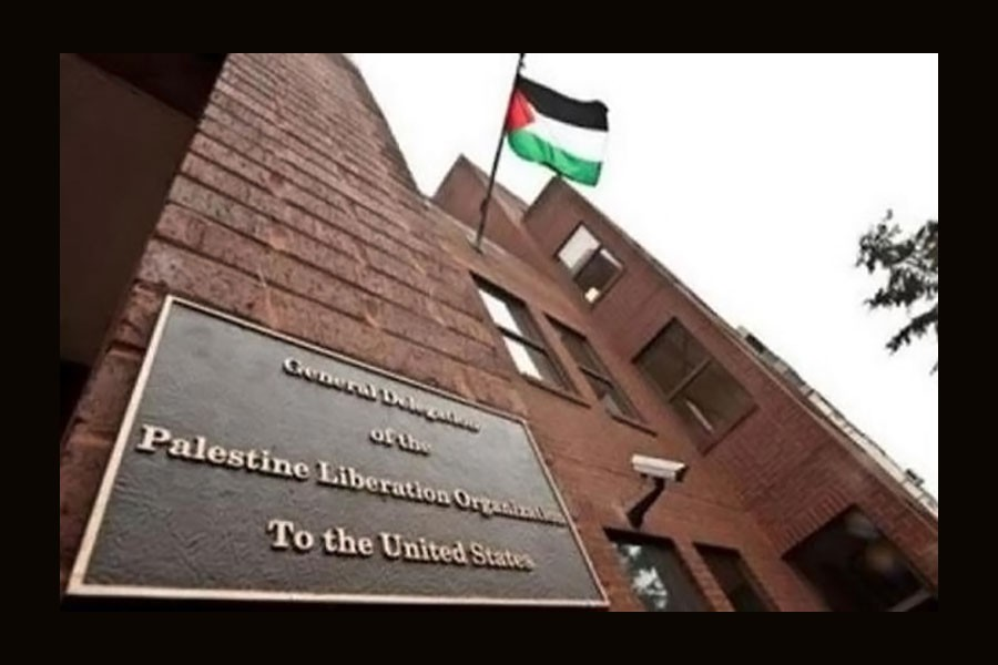 The US has threatened to chut down the Palestinian office in Washington DC. (Courtesy: PressTV)