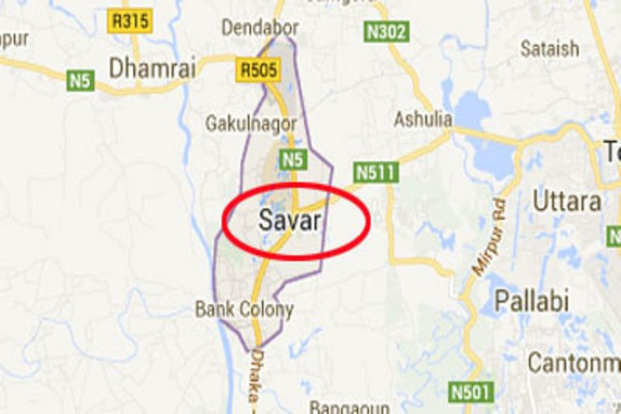 Police recover body of youth in Savar