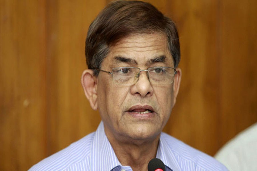 BNP says govt 'sold' itself to Myanmar