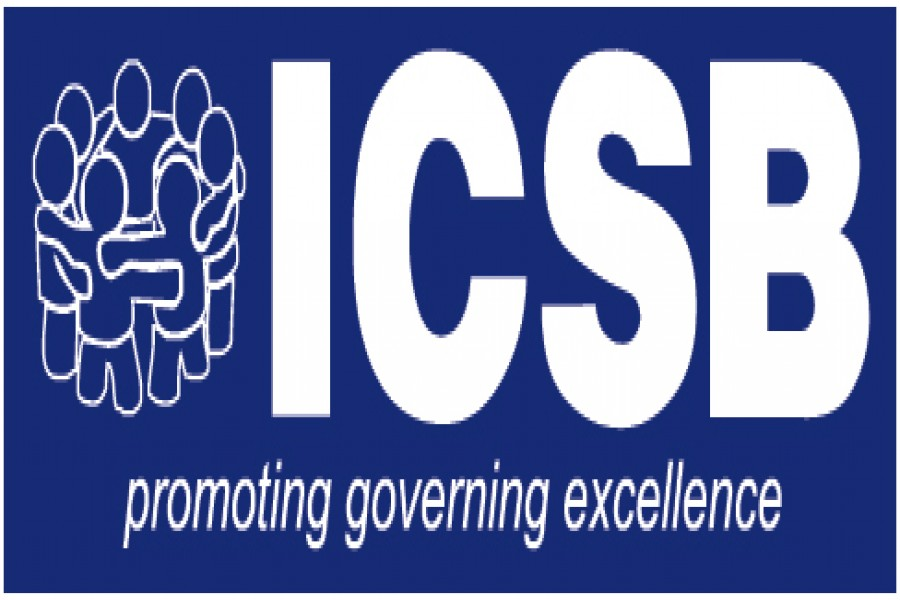 ICSB Award for Corporate Governance Excellence Thursday