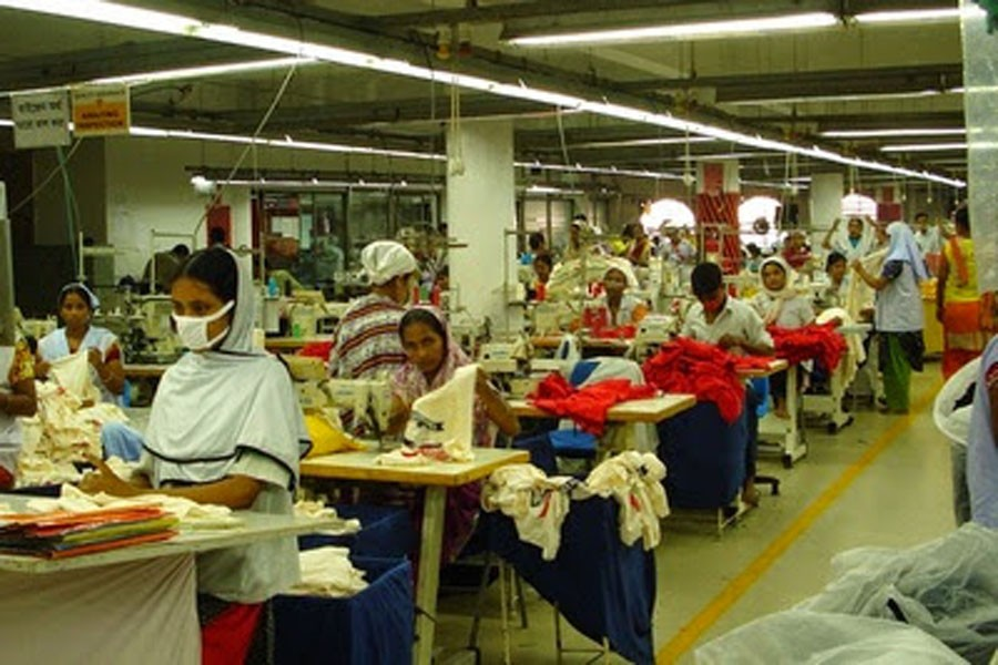 Mixed fortunes for garments units